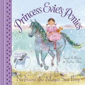Neptune the Magic Sea Pony